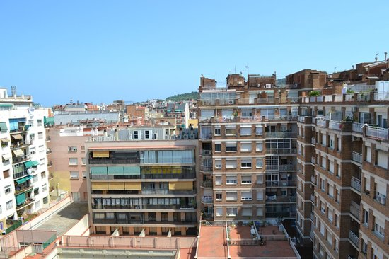 Eric Vokel Boutique Apartments - Gran Via Suites: View from apartment