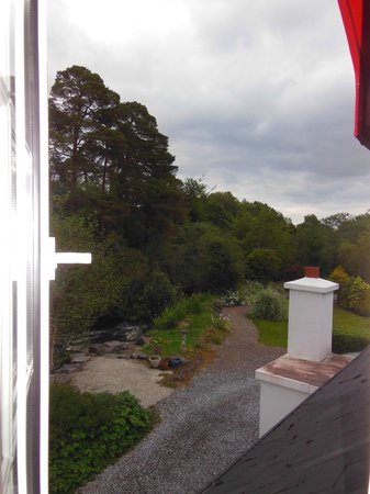 An Bruachan : View from suite to