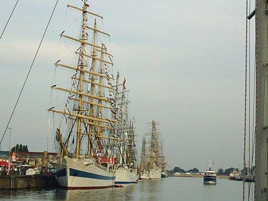 Residenz Albatros: Fischereihafen