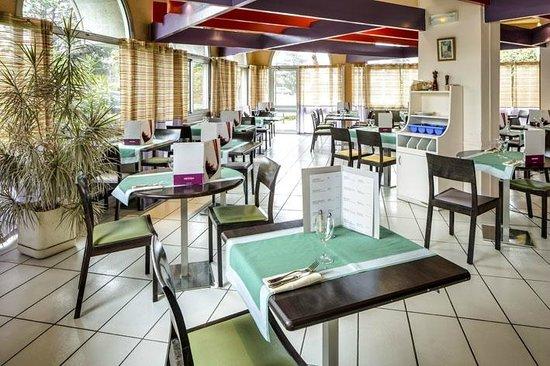 Mercure Vienne Sud Chanas : restaurant