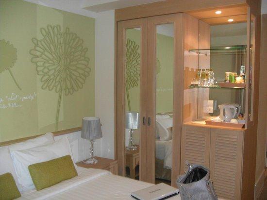 Salil Hotel Sukhumvit - Soi Thonglor 1: Bem limpinho.