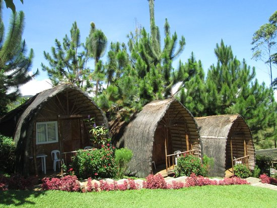 Valencia City, Filipinas: Cottages at Cowboy's Inn