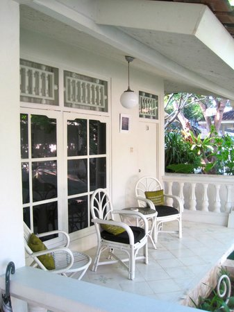 Gardenia Guesthouse: shabby chic look
