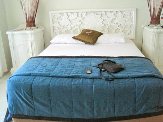 Gardenia Guesthouse : comfy bed