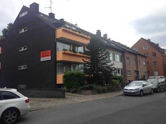 Unterfeldhaus: vista esterno Hotel