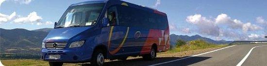 Autocorb : Our minibus