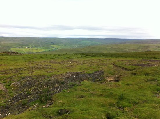 Greycroft: Looking back at the Pennines