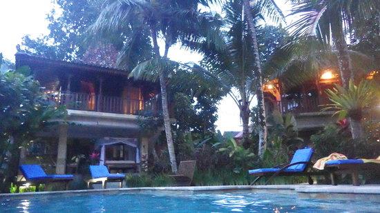 Desa Sanctuary, The Village: vue de la piscine