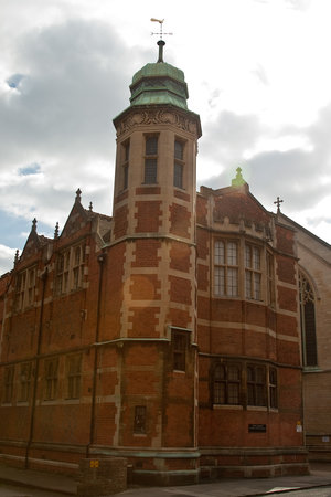 Eton College Natural History Museum