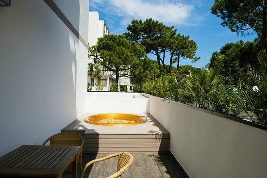 Hotel Parco: Idro camera deluxe