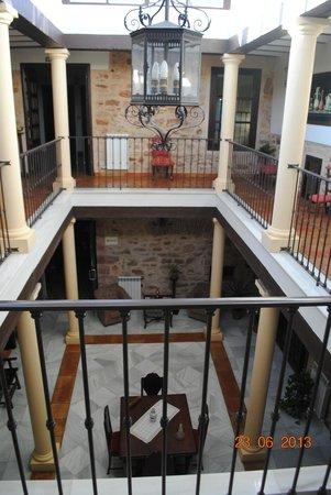 Hotel Palacio del Intendente: Impresionante establecimiento. Un museo.