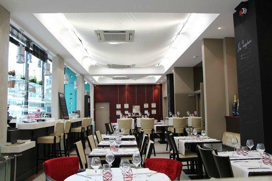 Le Bouillon Des Halles : Intérieur du Restaurant Gastronomique