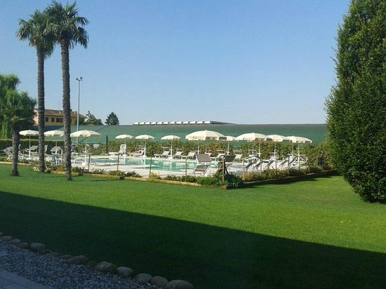 Agriturismo Le Case di Campagna: Room with a view