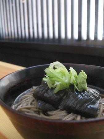 WAGOKORO Cocina japonesa: Sopa de fideos soba