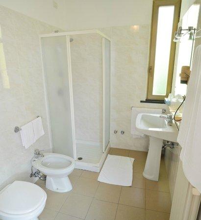 Hotel Venezia: toilette