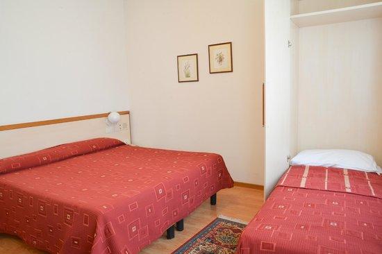 Hotel Venezia: triple room