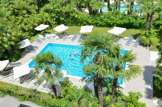 Hotel Venezia: swimming pool
