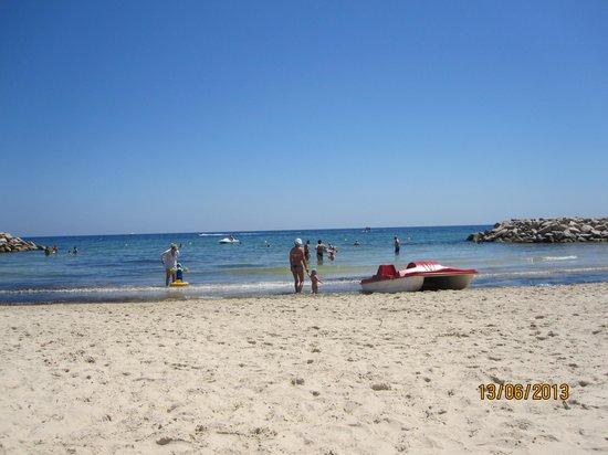 Marhaba Royal Salem: Beach