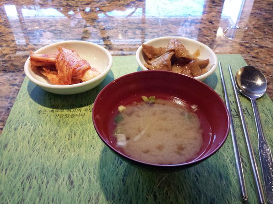 Garlic & Ginger: Soup