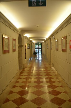 San Sebastiano Garden Hotel: The hall