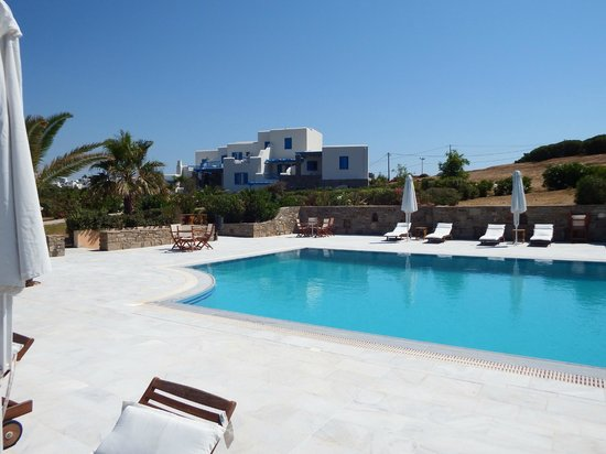 Poseidon of Paros: Pool