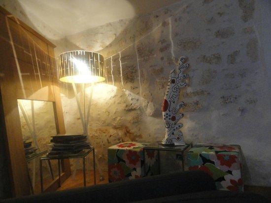 Design Hotel des Francs Garcons : mobilier