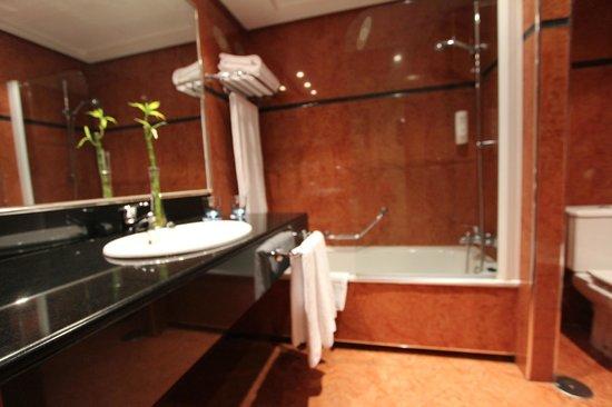 Tryp Madrid Alameda Aeropuerto Hotel : Bathroom