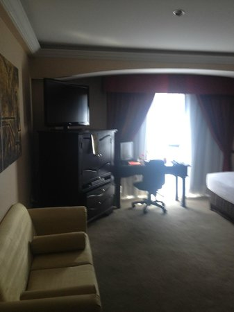 Crowne Plaza Hotel de Mexico: Buena decoración.