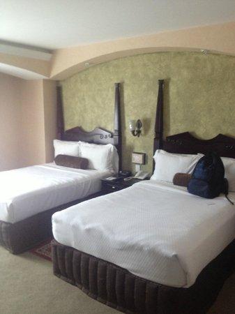 Crowne Plaza Hotel de Mexico: Buena habitación.