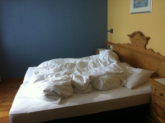 Arlberg Hospiz Hotel : Bedroom