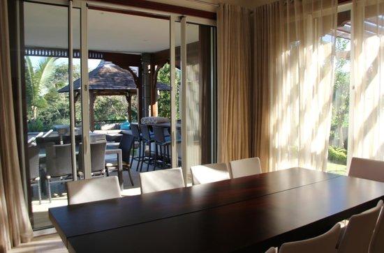 Heritage The Villas: Dining Areas