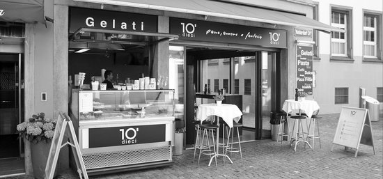 DIECI Restaurant Take Away Niederdorf