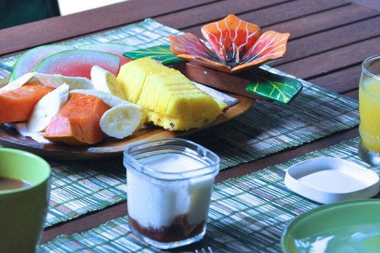 Dos Palmitos: The 'first course' of breakfast