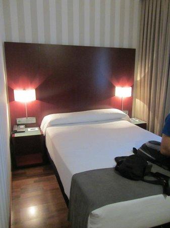 Hotel Zenit Malaga: Habitación