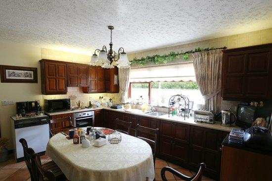 Sleepy Hollow Bed & Breakfast : Kitchen