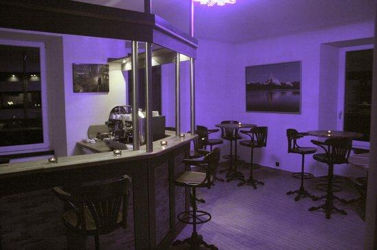 Hôtel La Grande Ourse : Notre Bar