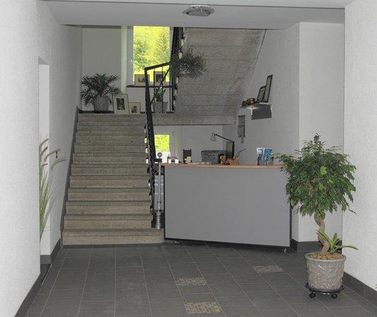 Hôtel La Grande Ourse: notre réception