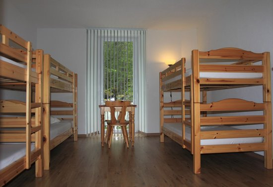 Hôtel La Grande Ourse: Nos dortoirs spacieux