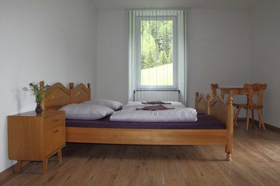 Hôtel La Grande Ourse: Nos chambres doubles