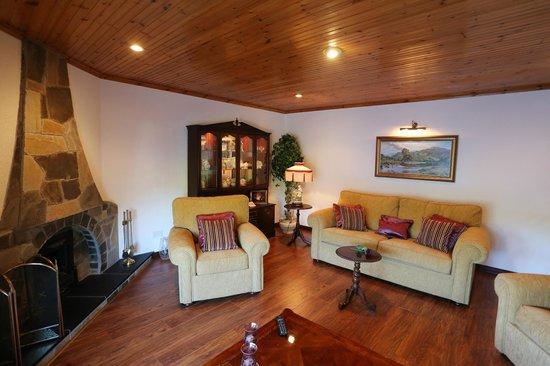 Sleepy Hollow Bed & Breakfast : Relaxation/TV Room