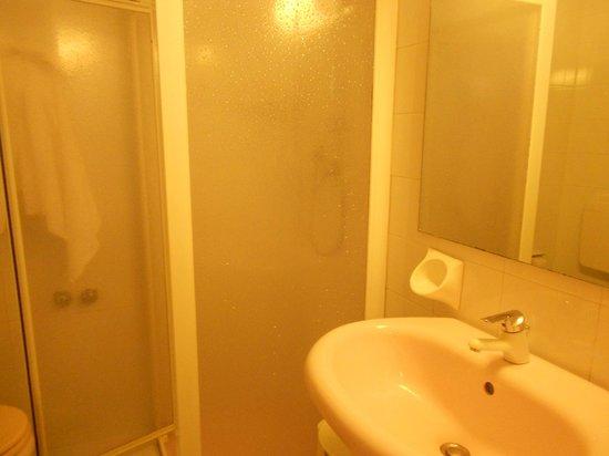 Sport Hotel Olimpo: Il bagno