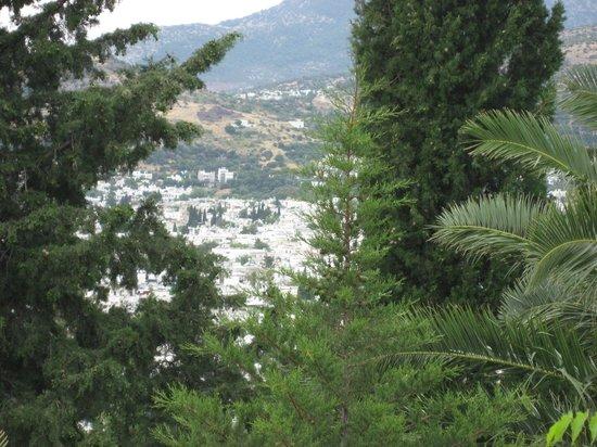 Hotel Manastir: Balcony view7