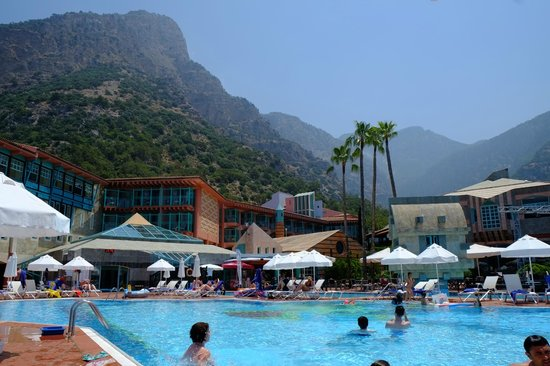 Liberty Hotels Lykia : residence pool
