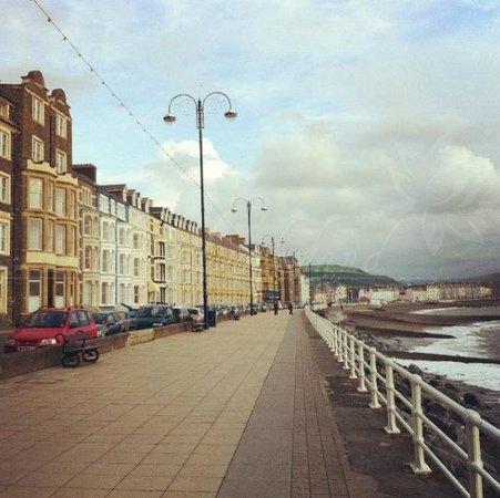 Plas Antaron Hotel: Marine Terrace, Aberystwyth