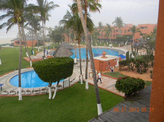 Holiday Inn Resort Los Cabos All-Inclusive: view from our room