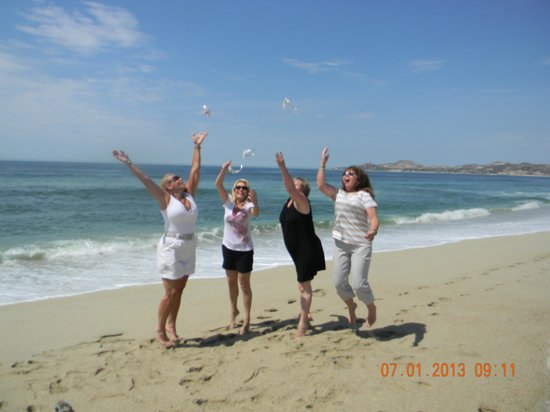 Holiday Inn Resort Los Cabos All-Inclusive: on the beach