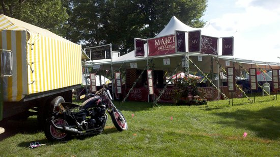 Maize Valley Market & Winery: Vintage Ohio Wine Pour