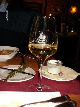 Zeltinger Hof: Heel goede wijn