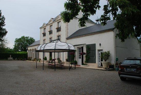 Le Manoir de Saint-Pierre : algemeen zicht op de manoir