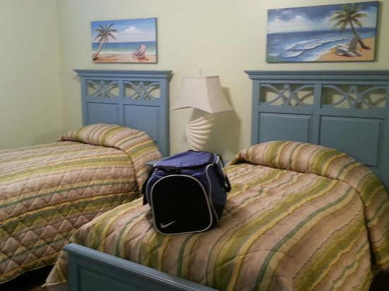 Majestic Sun at Seascape Resort: The kids' room...